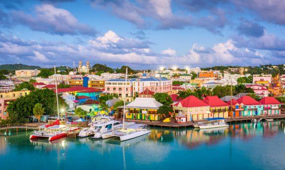 St. Johns USVI Yacht Charter