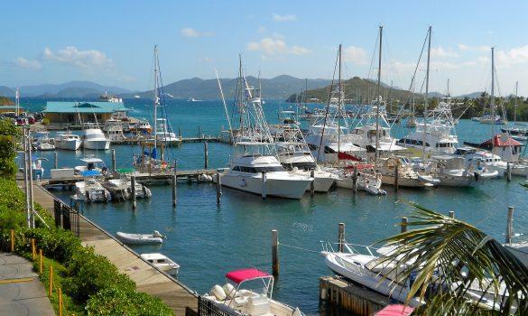 St Thomas USVI private sailing charters