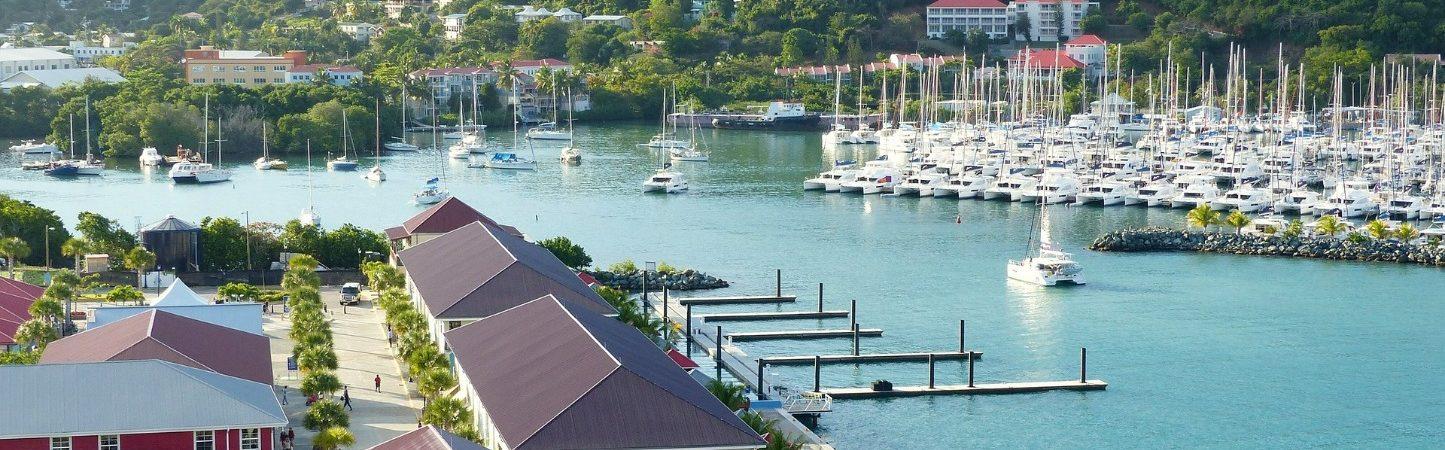 Tortola Harbor BVI
